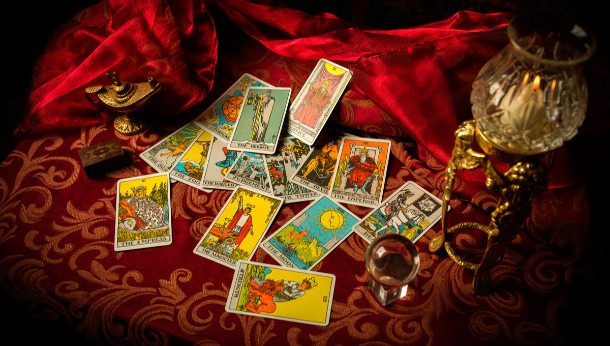 Newcastle Tarot Reading